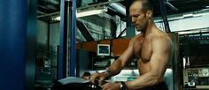 Jason~always carry a spare crisply pressed shirt, appearances are everything XD-courtesy Transporter 3