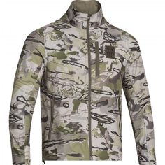 First Look: Under Armour Ridge Reaper Barren Series Camouflage... Outdoor Life....Would you wear this hunting?