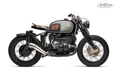 """NERBORUTA"" BMW r 75/7 1971 / South Garage Motor Co."