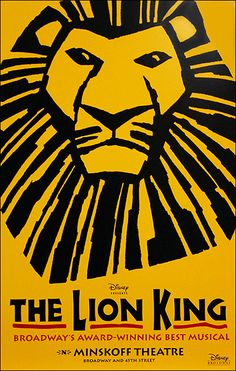 The Lion King - 2006 with Moriah & Gary at the Civic Center of Greater Des Moines