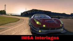 IMSA iRacing Ferrari 488 GTE - Interlagos S317