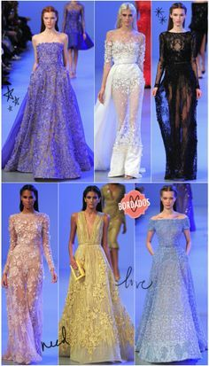 ELIE SAAB high fashion