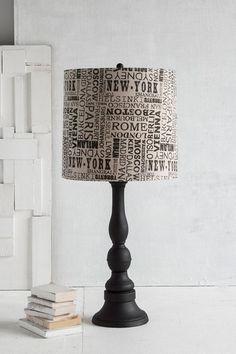 Somersette Table Lamp by Mercana on @HauteLook