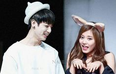 bts jungkook and twice tzuyu Kpop Couples, Take Care Of Me, Bts Jungkook, Hold On, Korea, Told You So, Fan Art, In This Moment, Ships