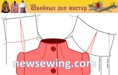 Sewing Hacks, Sewing Tutorials, Sewing Projects, Collar Pattern, Jacket Pattern, Dress Sewing Patterns, Clothing Patterns, Sewing Collars, Pattern Draping