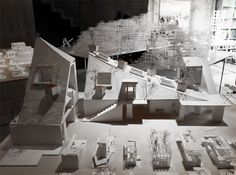 Sou fujimoto between nature and architecture ~ natural environment's complexity is injected into a man made sense of order Architecture Collage, Concept Architecture, Classical Architecture, Sustainable Architecture, Landscape Architecture, Architecture Design, Architecture Diagrams, Sou Fujimoto, Arch Model