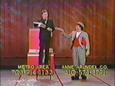 David Larible e Jerry Lewis