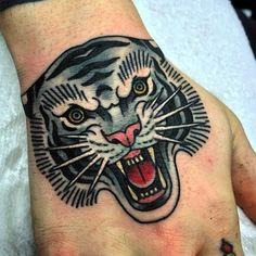 Tiger Tattoo Designs (2)