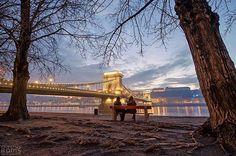 ❤️🎅🏿⛄️⛸ #wintertime #budapesthungary #december #chainbridge 📷 Krisztian Bodis Budapest Hungary, Winter Time, Tower Bridge, City, Instagram Posts, Pictures, Photography, Travel, December
