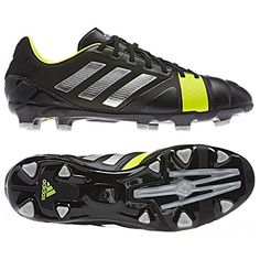 super popular 56b73 2dcef Mens Adidas Nitrocharge 2.0 TRX FG soccer cleats new, Black Electricity  Q33671 sz 9