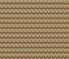 owls fabric by heidikenney on Spoonflower - custom fabric