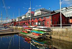 The guest harbour, Gothenburg, Sweden by Europe Trotter on 500px