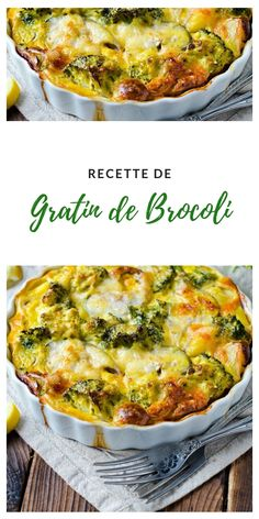 Recette de Gratin de Brocoli You are in the right place about healthy recipe slimming world Here we offer you the most beautiful pictures about the healthy recipe on a budget you are looking for. When you examine the Recette de Gratin de Brocoli Good Healthy Recipes, Healthy Breakfast Recipes, Healthy Dinner Recipes, Vegetarian Recipes, Cooking Recipes, Broccoli Gratin, Vegetable Recipes, Easy Meals, Food