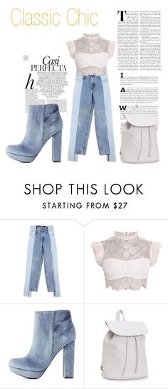 """""""Classic Chic"""" by inesvanhoutteghem on Polyvore featuring mode, Whiteley, Alxvndra, Charlotte Russe et Aéropostale"""