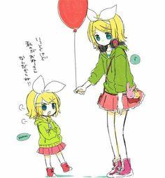 aww rin looks so cute Vocaloid, Kaito, Kaai Yuki, Kagamine Rin And Len, Mikuo, You're My Favorite, Best Waifu, Best Friends Forever, Melancholy
