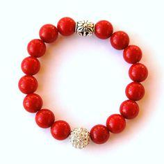 Red Jade Spiritual Bracelet