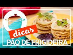 Prapapá - Pão de frigideira - YouTube