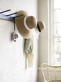 Chapéus, para que vos quero?  #decoração #ikeaportugal