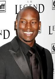 Tyrese Gibson born December 30, 1978, singer-songwriter and actor was also in the movie's 2 fast 2furious, fast and furious 6 and 7. A very good actor and he is very funny.