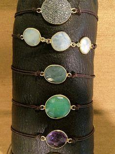 Feathered Soul bracelets