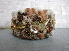 Bronze Cuff by Magical Mystery Tuca, via Flickr