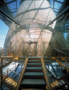 Bordeaux Law Courts (Rogers Stirk Harbour + Partners) - my project...