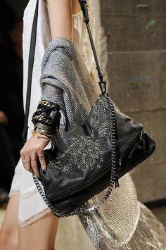 Zadig et Voltaire s/s 2014 rtw details Paris Fashion Week