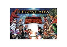 LEGENDARY - SECRET WARS EXPANSION 2 *INGLES*