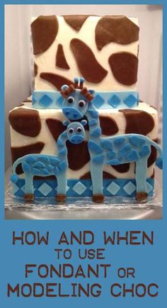 Giraffe | Little Delights Cakes