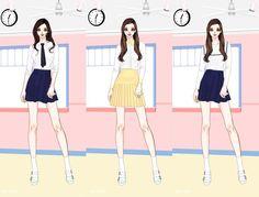 Lovelyz - Hi~ - Mijoo, Yoo Ji Ae, Yein
