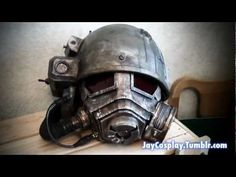 ▶ JayCosplay : NCR Ranger Helmet build - YouTube What can be done with Worbla