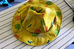 Summery Sun Hat with Free Downloadable Pattern! – Pretty Prudent