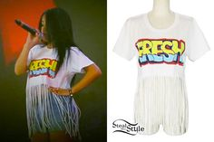 Becky G's Clothes & Outfits   Steal Her Style   Page 8