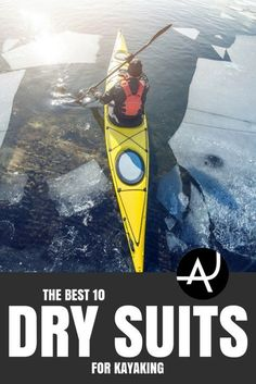 Top 10 Best Drysuits For Kayaking of 2017 – Best Kayaking Clothes for Men and Women – Kayaking Outfits for Summer and Winter – What to Wear When Kayaking Outdoors via @theadventurejunkies