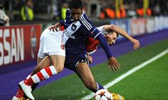 youri tielemans of rsc anderlecht