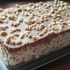 You are in the right place about fitness interior Here we of - Rice Recipes For Dinner, Rice Crispy Treats, Chocolate Bark, Caribbean Recipes, Food Items, Lego Duplo, Tasty Dishes, Sweets, Stuffed Peppers