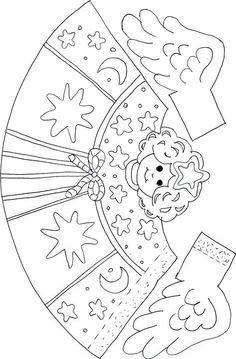 Inspirace pro vánoční tvoření s dětmi Christmas Arts And Crafts, Preschool Christmas, Christmas Activities, Christmas Printables, Christmas Colors, Christmas Projects, Holiday Crafts, Christmas Holidays, Christmas Ornaments