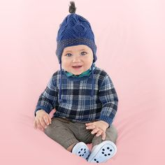 When you find a hat that perfectly channels your inner elf. #Benetton #FW17 #colors #kids #baby