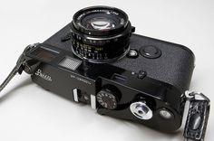 lamlux:  Leica Black Paint MP / Konica UC-Hexanon L 35mm f2 on Flickr.