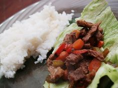 Housewife Eclectic: Tasty Tuesdays- Oriental Lettuce Wraps