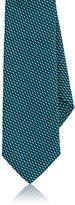 Barneys New York Men's Geometric Silk Necktie