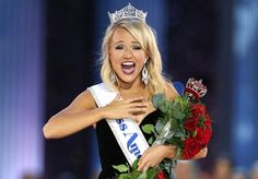 Miss Arkansas Savvy Shields crowned Miss America 2017