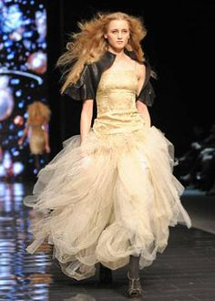 FASHION WEEK / POLAND. This is such beauty.