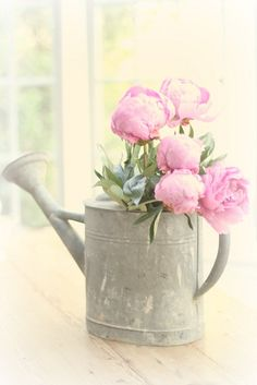 The watering can by lucia and mapp, via Flickr