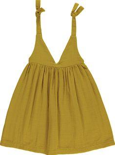 Dress - Lemon zest