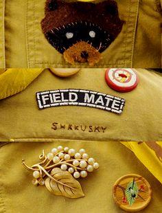 Sam Shakusky, Khaki Scouts Troop 55, Camp Ivanhoe.