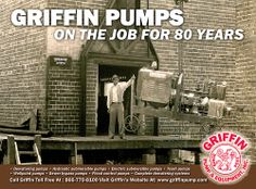 Griffin Pump and Equipment is an Industry Leader in Dewatering Pump Manufacturing - 80 years strong!