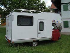 Piaggio Ape camper in Maierhöfen | Camping | Classifieds