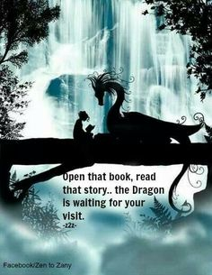 chronicle of the girl, the book, and the dragon