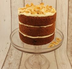 Banana Cake   Restoration Cake